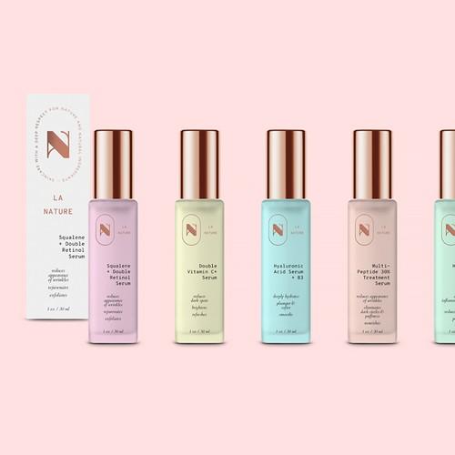 La Nature Skincare products