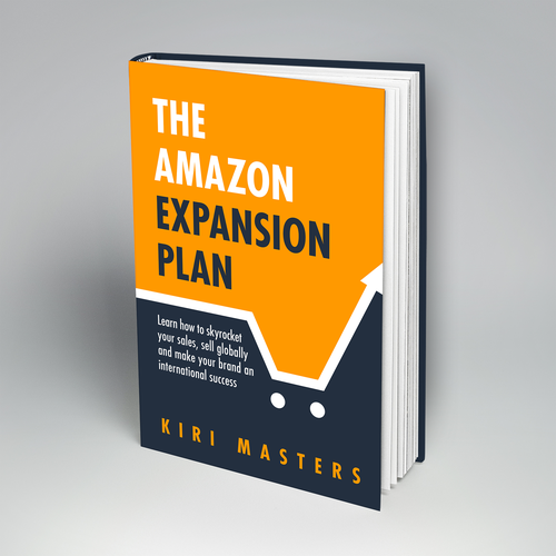 """The Amazon Expansion Plan"" book cover"