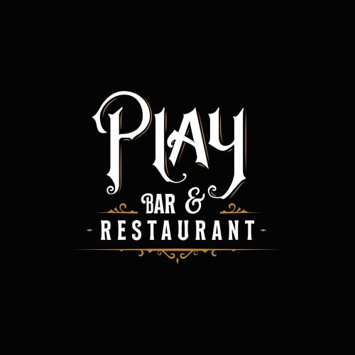 Play. Logotype