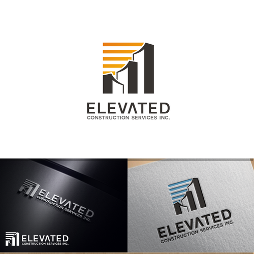Create a Simple, Memorable, Enduring, and Versatile logo for Elevated Construction Services