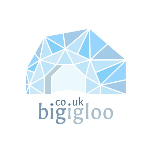 Create the next logo for bigigloo.co.uk