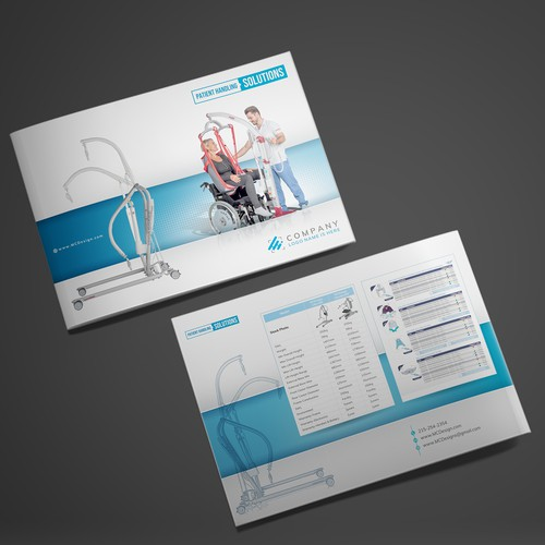 Aged Care Product Brochure