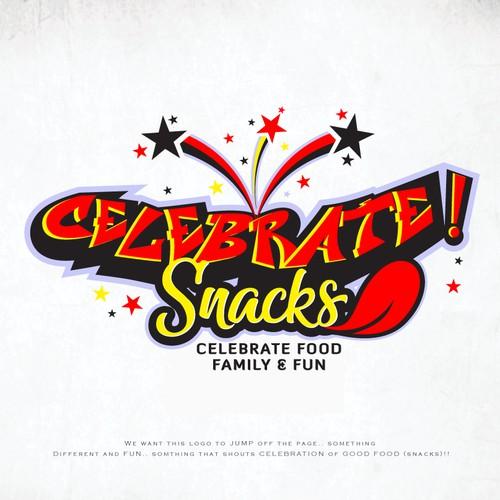 Logo for Snacks company