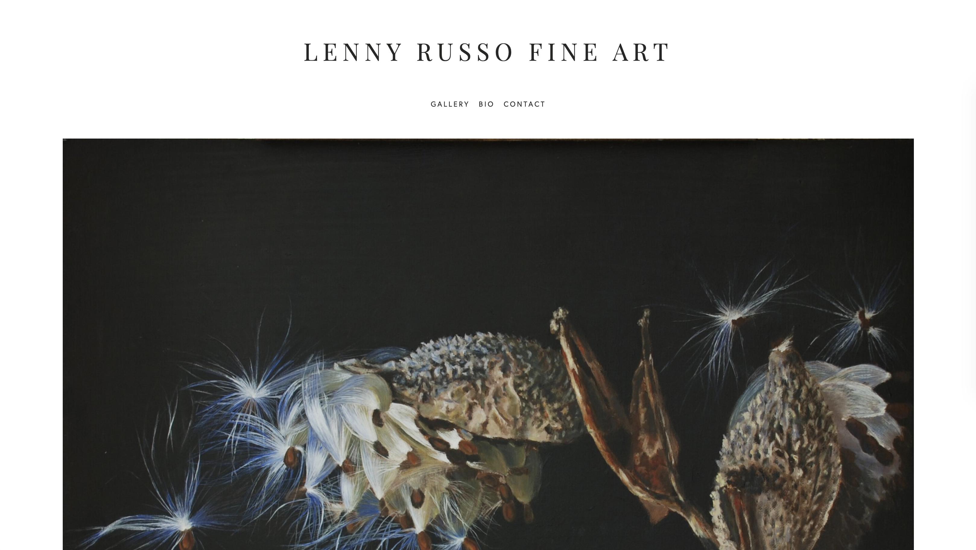 Lenny Russo Fine Art