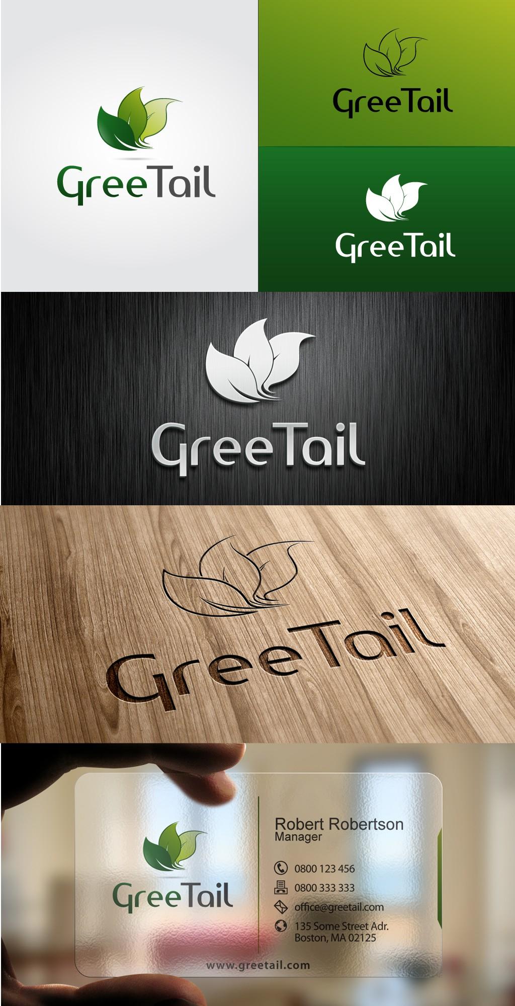 logo for Greetail