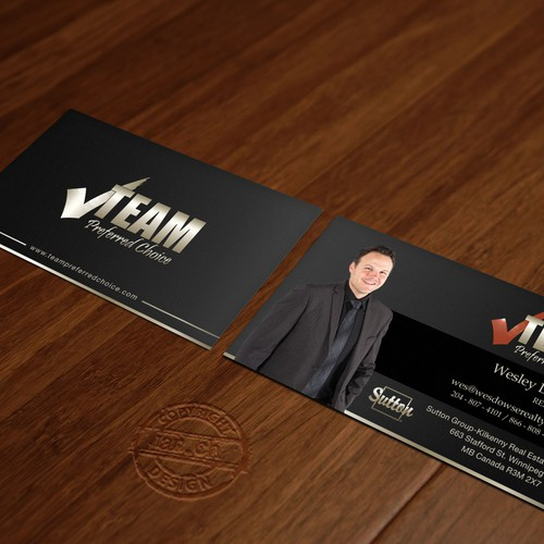 Need a new awesome business card!