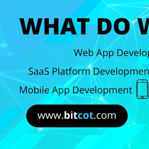 Facebook Cover Design for Bitcot