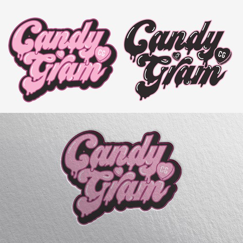 Logo Concept for Candy Delivery Company