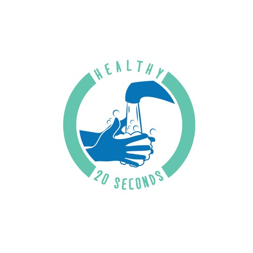 logo around a slogan for Hand-Scan LLC