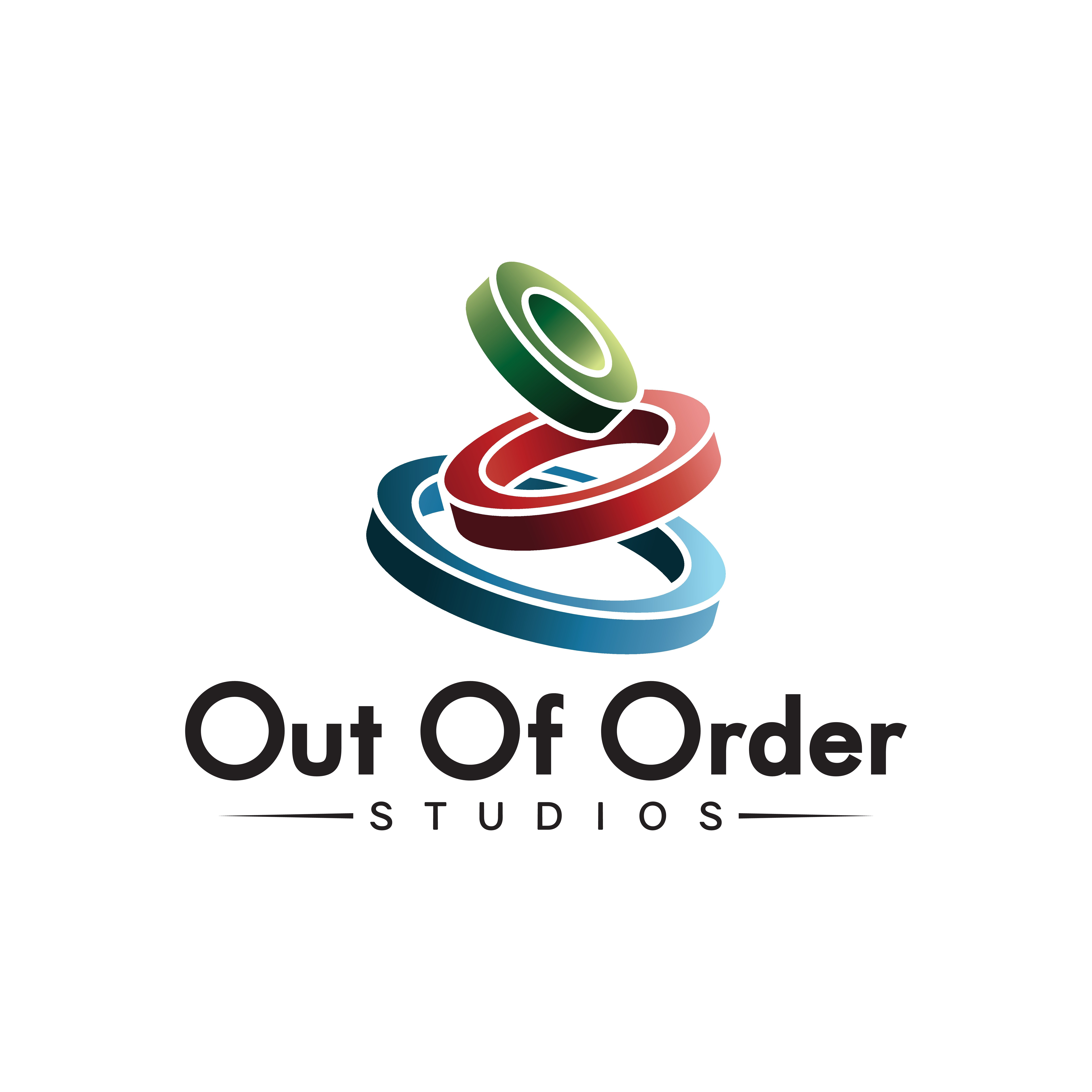 Out of Order Studios Logo Creation