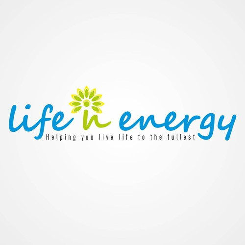 Awesome brand design for life n energy