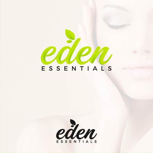 Logo concept for esthetics company.