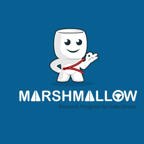 Marshmallow logo for drivers