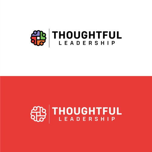 Thoughtful Leadership Logo Design