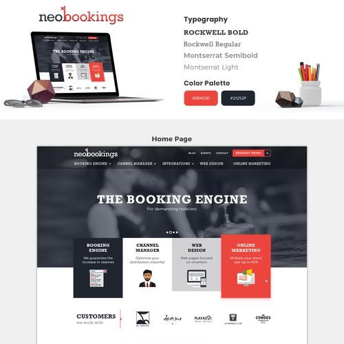Branding conceptual design