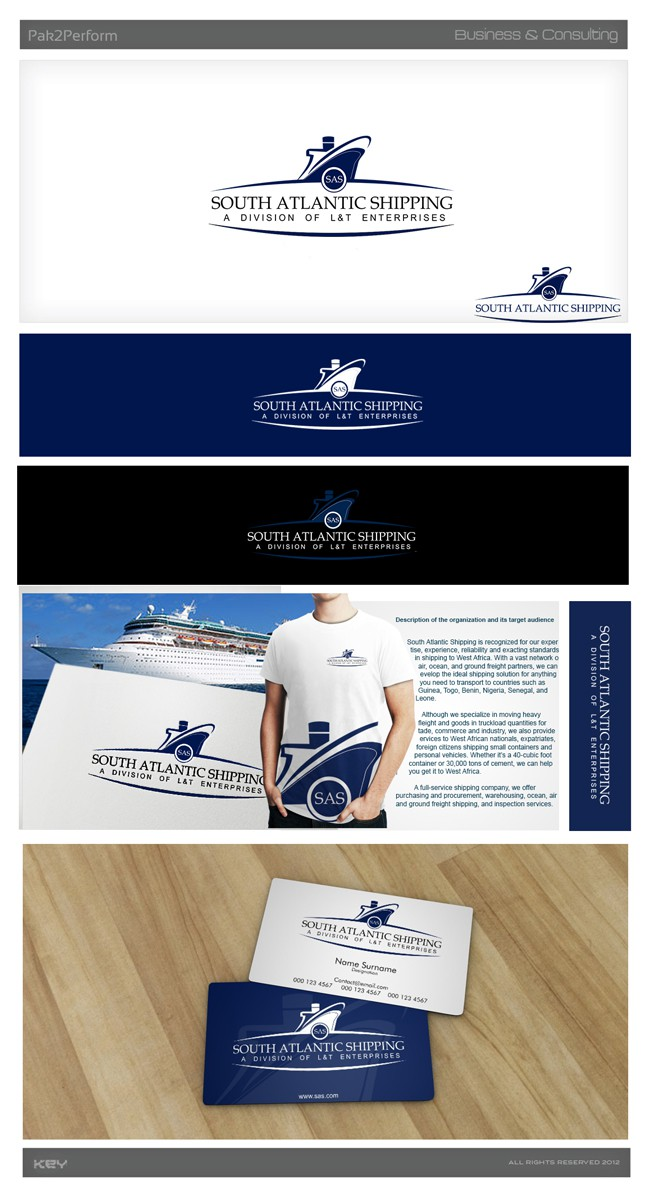 New logo wanted for South Atlantic Shipping