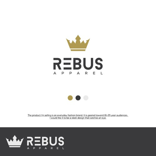 Rebus Apparel High Fashion Clothing Brand