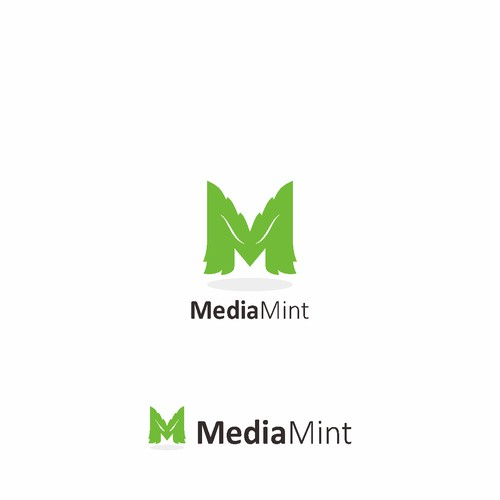 Logo draft for MediaMint
