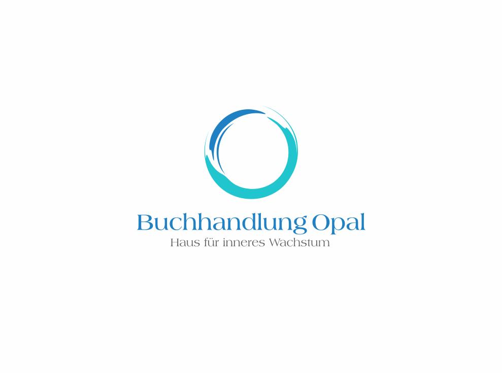 Logo for a spiritual/newage/holistic retail store