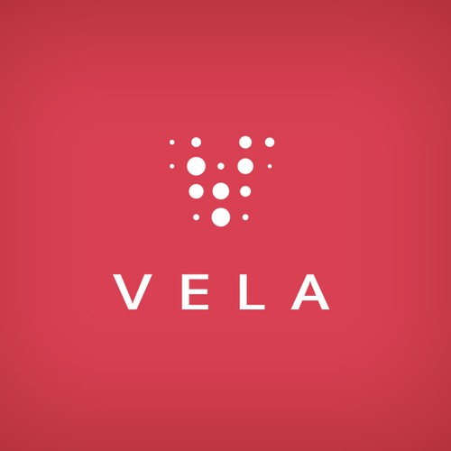 Logo design for Vela, photo equipment maker.