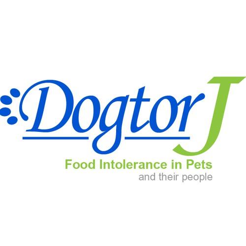 Veterinarian dog cat pet expert needs logo