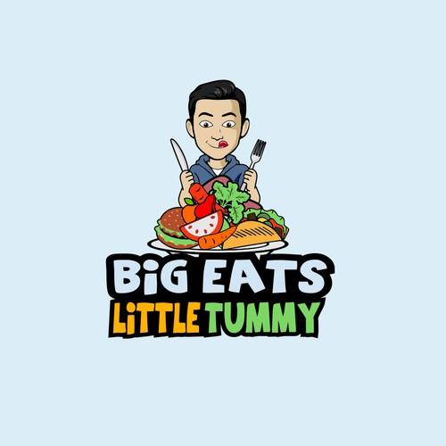 Big eatlitle tummy