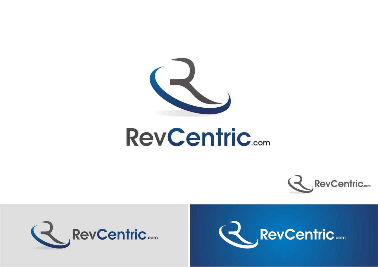Create the next logo for RevCentric.com