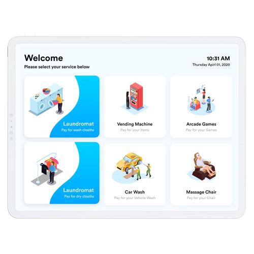 Smart Kiosk System