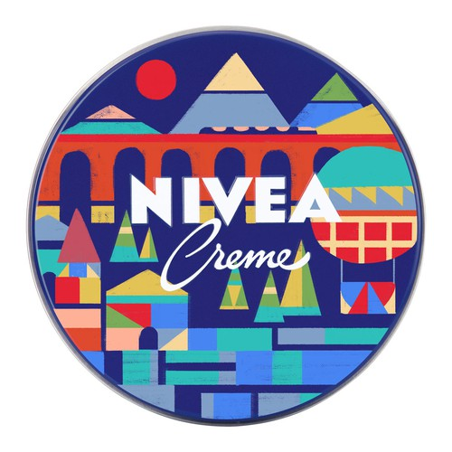 Nivea Creme swiss edition