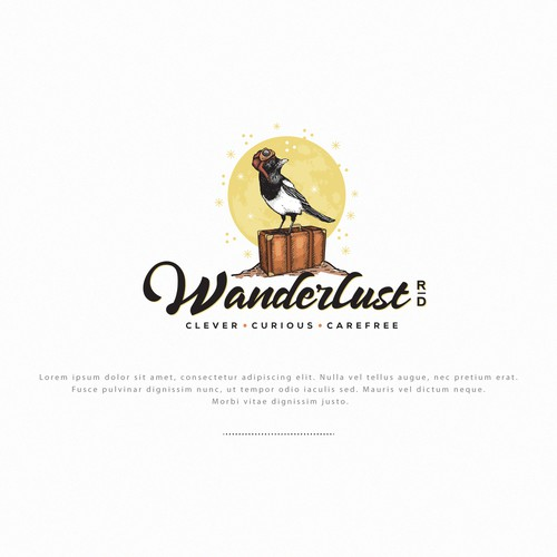 Logo for Wanderlust Rd