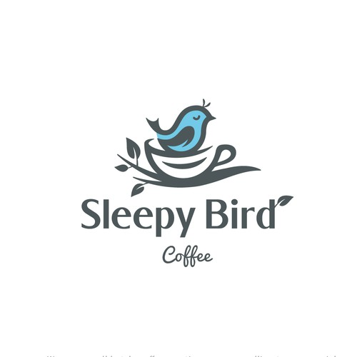Logo for small batch, coffee roasting company