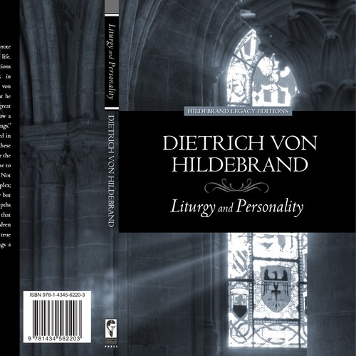 book or magazine cover for Dietrich von Hildebrand Legacy Project