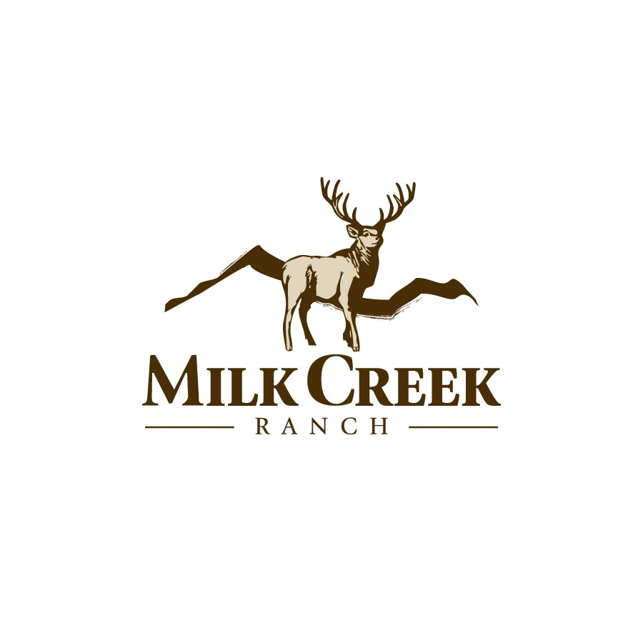 New logo wanted for Milk Creek Ranch