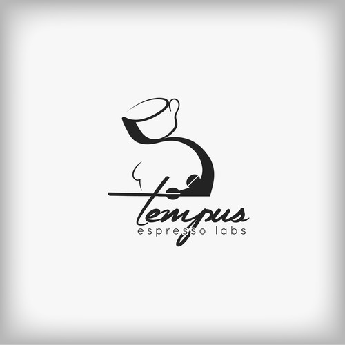 Tempus - espresso labs -Logo design
