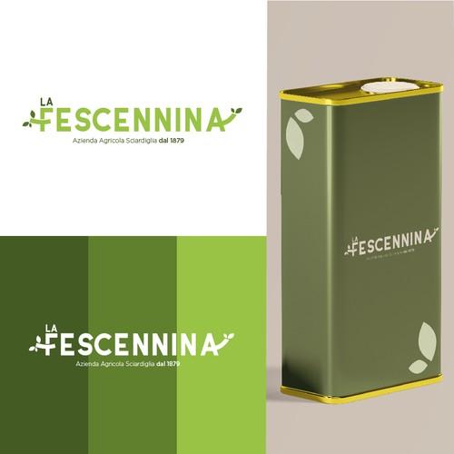 La Fescennina - Logo design