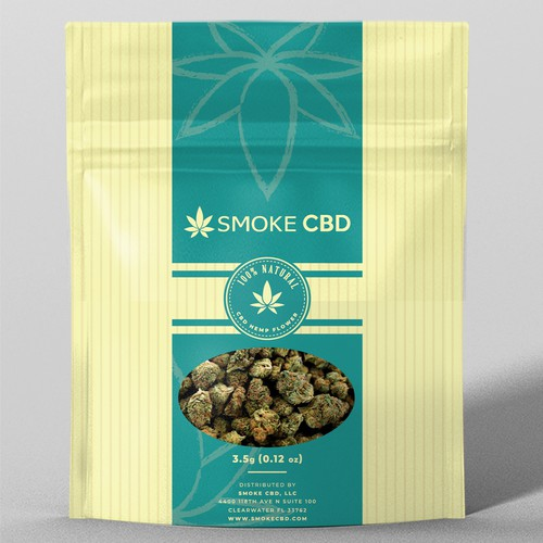 Bag Smoke CBD