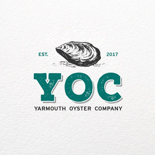 Bold logo concept for Oyster Company