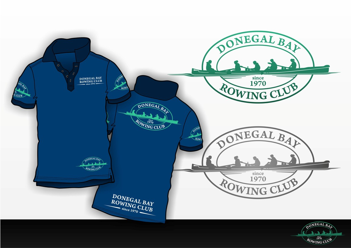 Help Donegal Bay Rowing Club  with a new logo