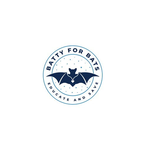 Logo design for Bat Conservation Project