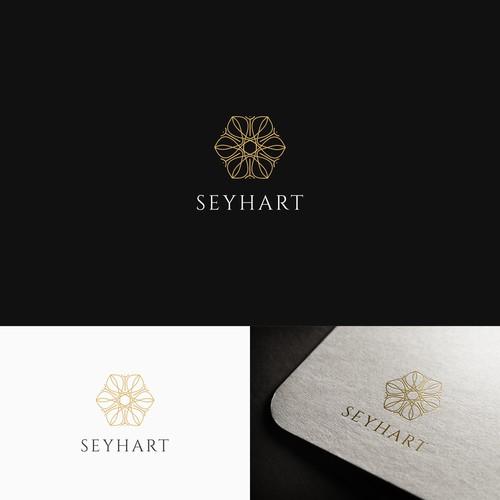 Design abstract / non-denotative flower logos