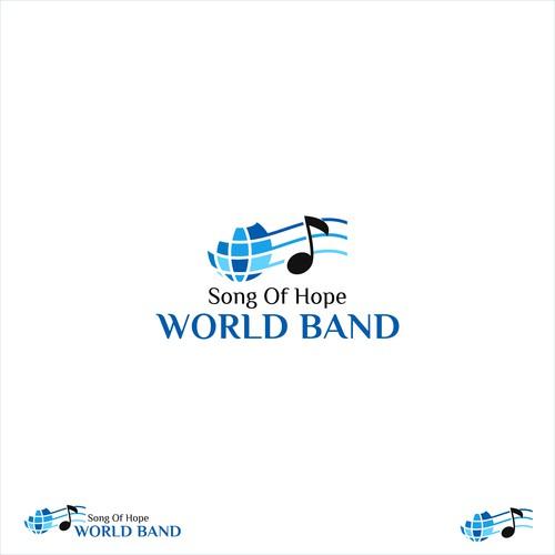 logo design for world band