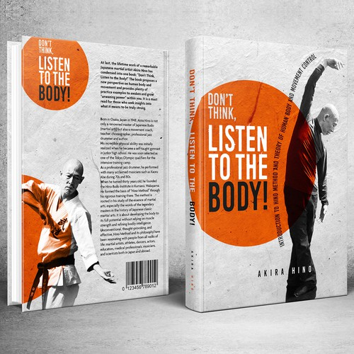 Book Cover for Don't Think, Listen to the Body!