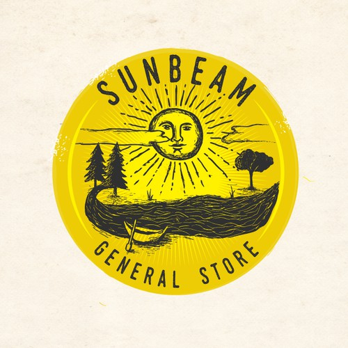 Sunbeam Logo design