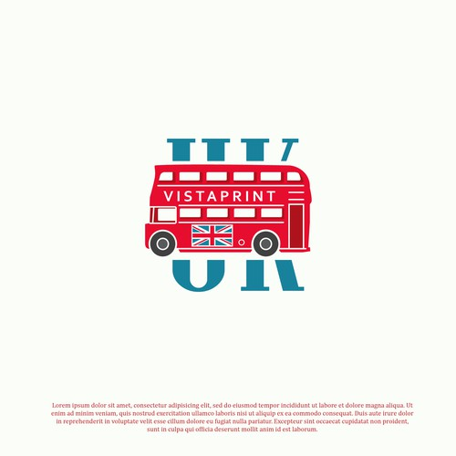 Logo Vistaprint UK