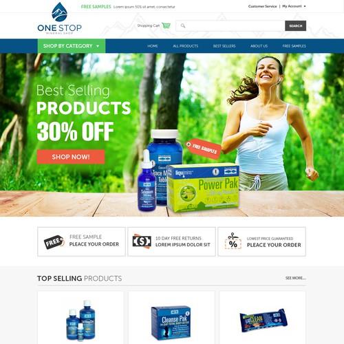 Custom Product Site