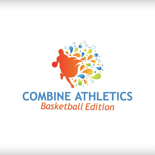 Combine Athletics:  Basketball Edition Logo Contest