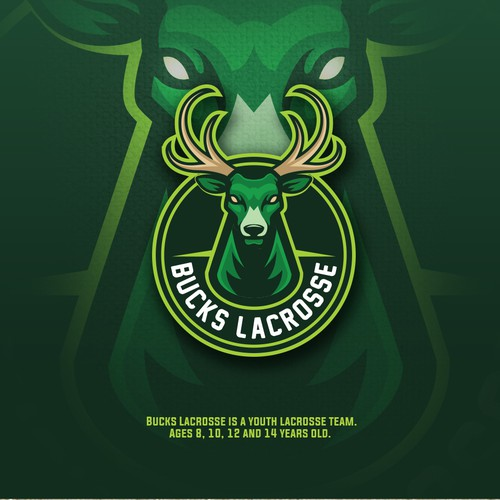 Bucks Lacrosse is a youth lacrosse team. Ages 8, 10, 12 and 14 years old.