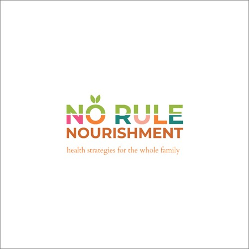 No Rule Nourishment Logo