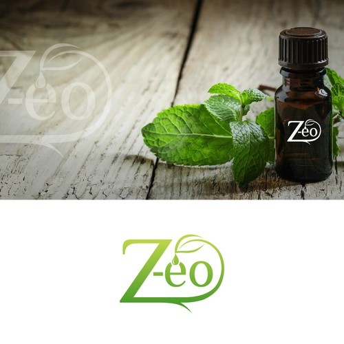 Z-eo Essential Oils Logo