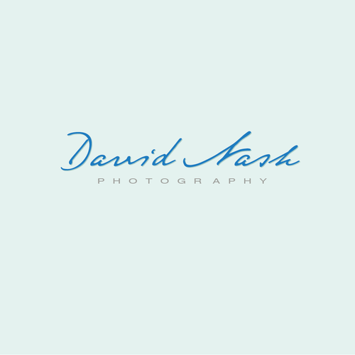 New logo wanted for David Nash Photography